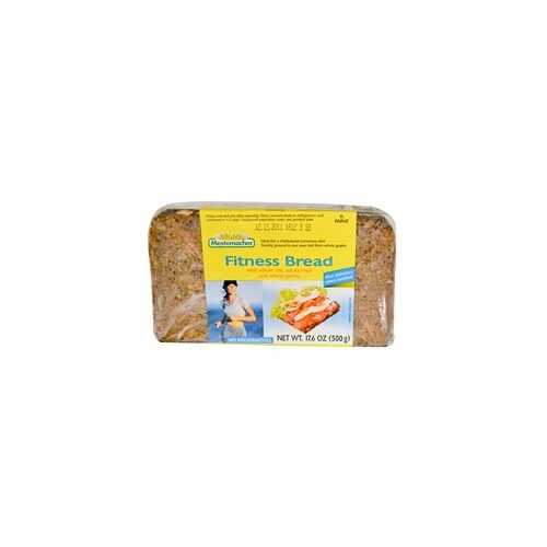 Mestemacher Fitness Bread (12x17.6Oz)