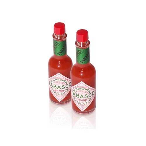 Tabasco Tobasco Sauce- (24x2Oz)