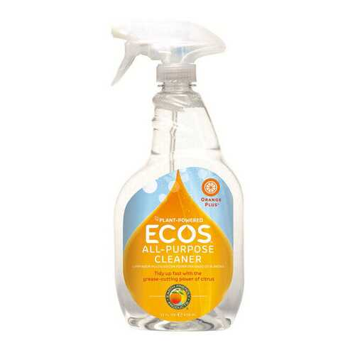 Earth Friendly Orange Plus All Purpose Everyday Cleaner (6x22Oz)