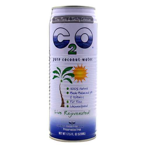 C2O Pure Coconut Water (12x17.5 Oz)