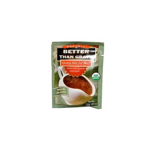 Better Than Gravy Organic Beef Gravy Mix (12x1Oz)