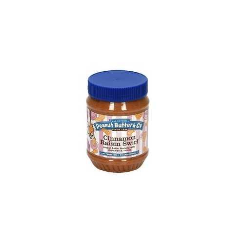 Peanut Butter & Co. Cinnamon Raisin Swirl (6x16Oz)