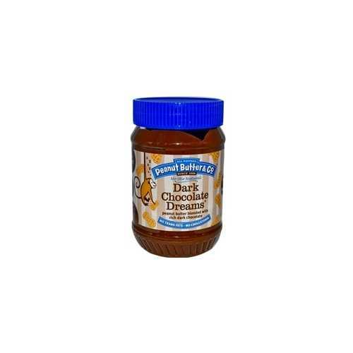 Peanut Butter & Co. Dark Chocolate Dreams (6x16Oz)