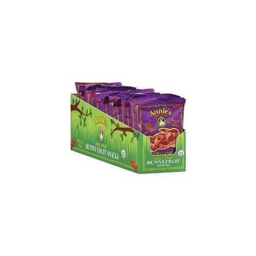 Annie's Organic Bunny Fruit Snacks Berry Patch (18x0.8Oz)