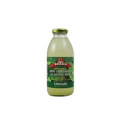 Bragg Apple Cider Vinegar Limeade (12x16 Oz)