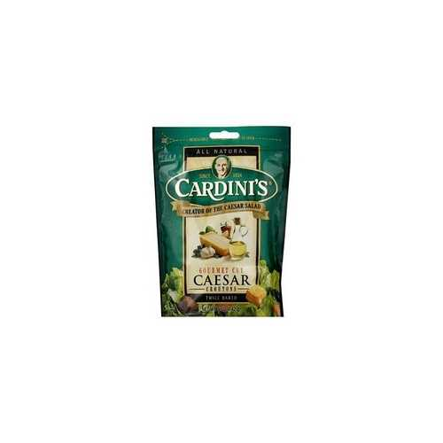 Cardini Gourmet Cut Caesar Croutons (12x5Oz)