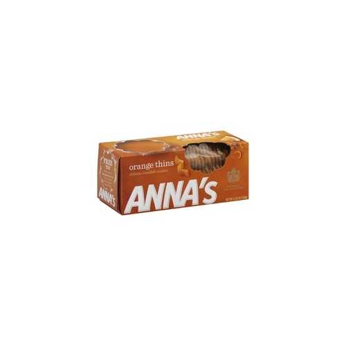 Anna's Orange Thins (12x5.25Oz)