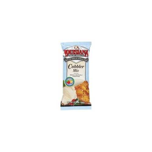 Louisiana Fish Fry Cobbler Mix  (12x12/10.58 O)