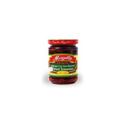 Mezzetta Sun Ripened Dried Tomatoes In Olive Oil (6x8Oz)