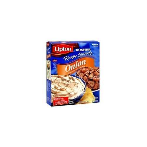 Lipton Soup Kosher Onion (12x1.9 Oz)