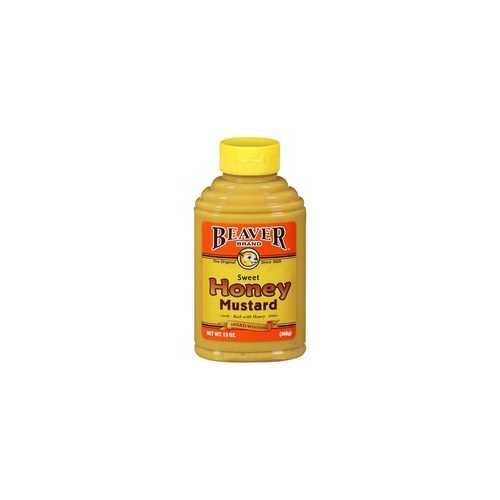 Beaver Sweet Honey Mustard (6x13Oz)