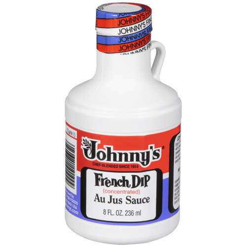 Johnny's French Dip Au Jus Sauce Concentrate (6x8 Oz)