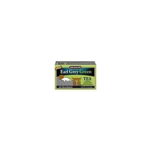 Bigelow Earl Grey Green Tea (6x20 EA)