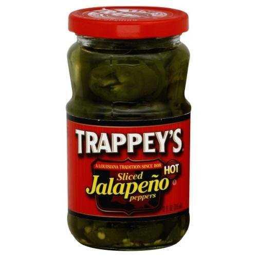Trappey Sliced Jalepeno (12x12 Oz)