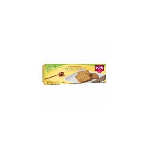 Schar Cookie Honey Grams (12x5.6Oz)