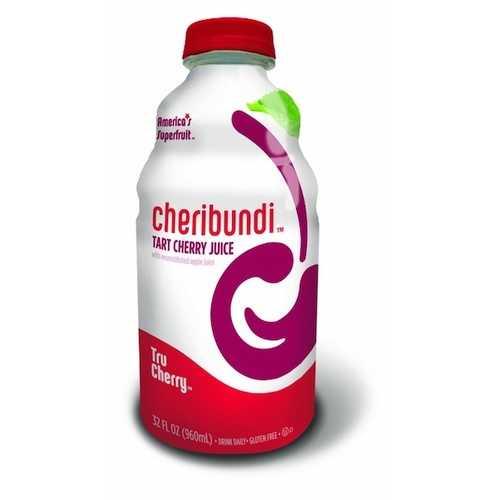 Cheribundi Tru Cherry Tart Cherry Juice (12x8 Oz)