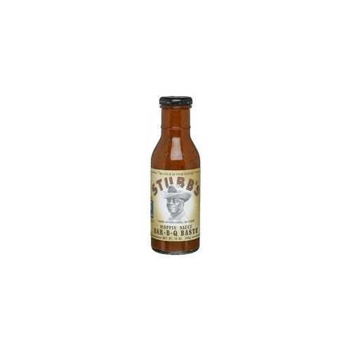 Stubbs Moppin' Sauce BBQ Baste (6x12Oz)