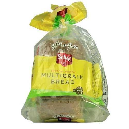 Schar Gluten Free Multigrain Bread (6x14.1 Oz)