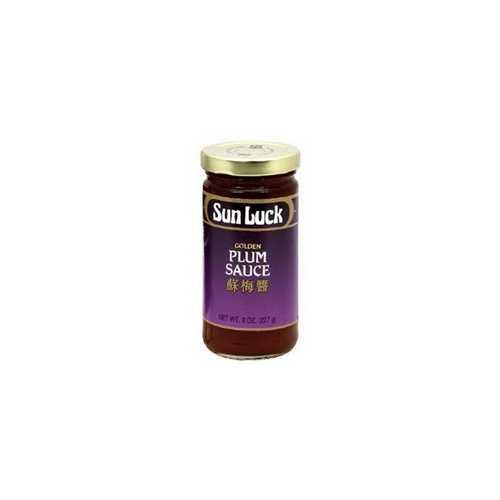 Sun Luck Plum Sauce (6x8Oz)