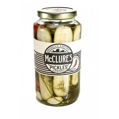 Mcclure's Pickles Spicy Spears (6x32Oz)