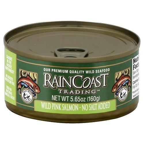 Raincoast Trading Pink Salmon SugarFree (12x5.65Oz)