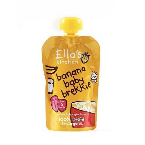 Ella's Kitchen Og2 Banana Brekkie (12x3.5Oz)