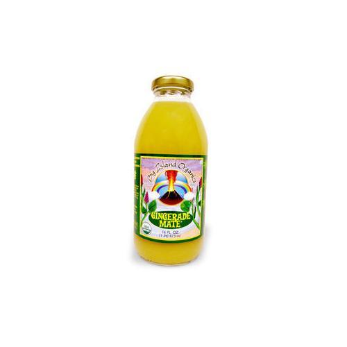 Big Island Organics Gingerade Mate (12x16Oz)
