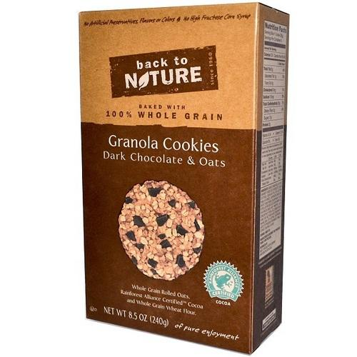 Back To Nature Granola Chunky Choc Oat (6x8.5Oz)