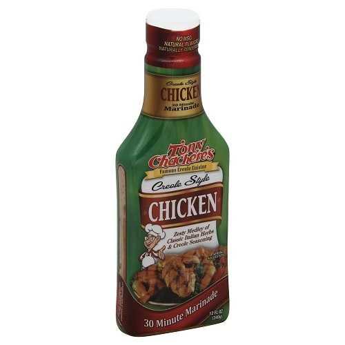 Tony Chachere's Chicken Marinade (6x12 OZ)