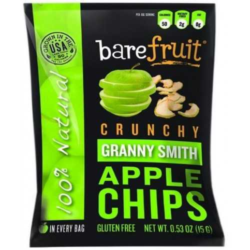 Bare Organic Granny Smith Apple Chips (12x3.4 OZ)