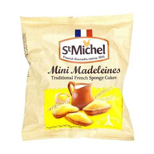 St Michel French Mini Madeleine  (12x6.17 OZ)