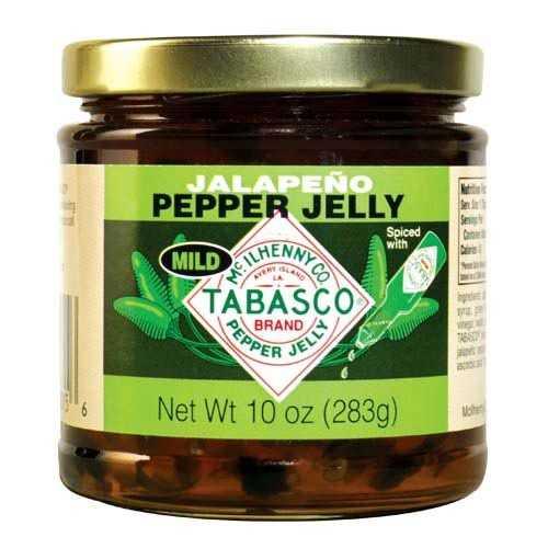 Tabasco Jalapeno Pepper Jelly - Mild (6x10 OZ)