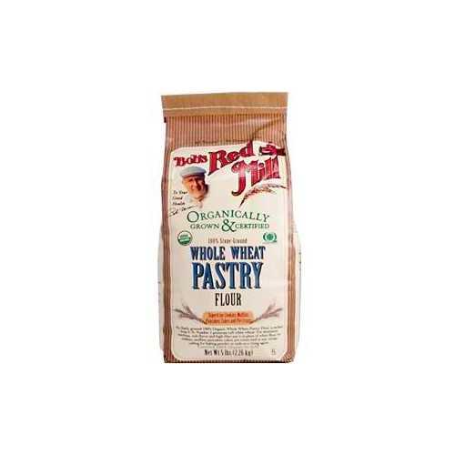 Bob's Red Mill Ww Pastry Flour (1x25LB )