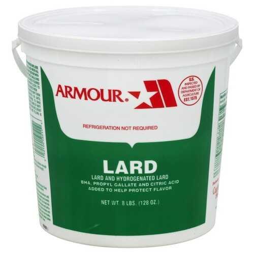 Armour Lard (1x25LB )