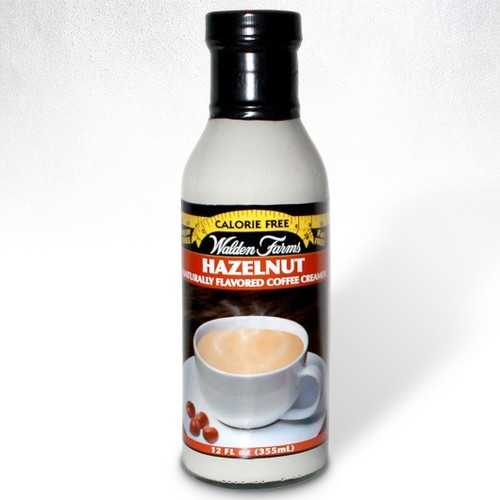 Walden Farms Coffee Creamer Hazelnut (6x12 OZ)