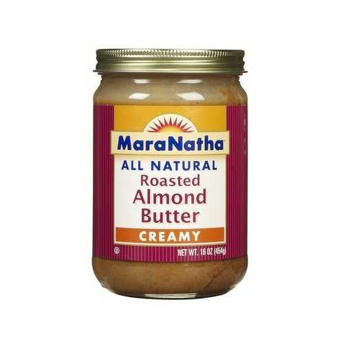 Maranatha Almond Butter Natural Creamy & Roasted (6x16 OZ)