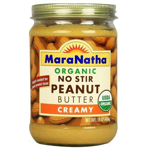 Maranatha Peanut Butter Creamy & Sweet (6x16 OZ)