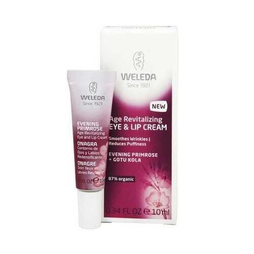 Weleda Evening Primrose Age Revitalizing Eye and Lip Cream (1x0.34 OZ)