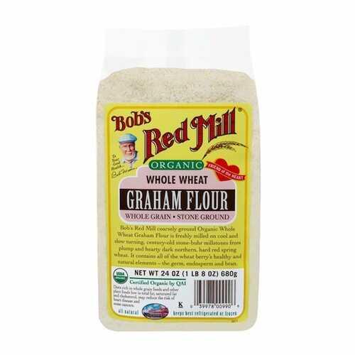 Bob's Red Mill Grah Coarse Ground (4x24OZ )
