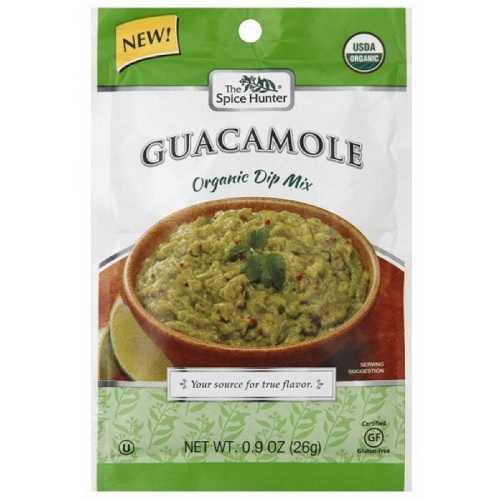 The Spice Hunter Guacamole Dip Mix  (12x0.9 OZ)