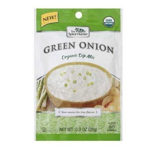The Spice Hunter Green Onion Dip Mix (12x0.9 OZ)