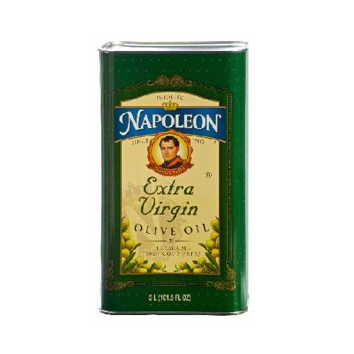 Napoleon Co. Xtra Vrgin Olive Oil (4x3 Ltr)