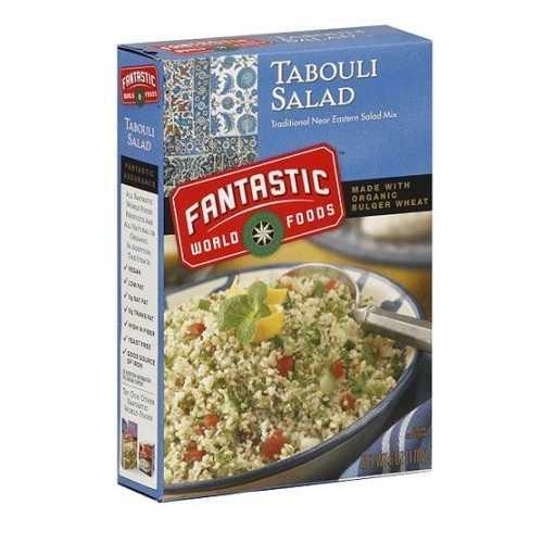 Fantastic World Foods Tabouli Salad Mix (6x4.8 OZ)