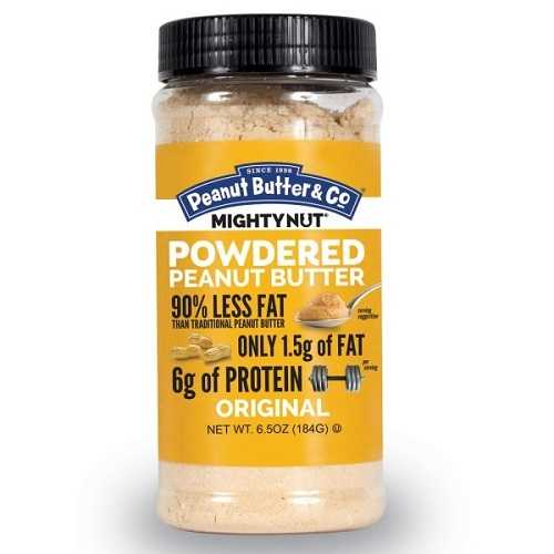 Peanut Butter & Co Powdered Peanut Butter, Original (6X6.5 OZ)