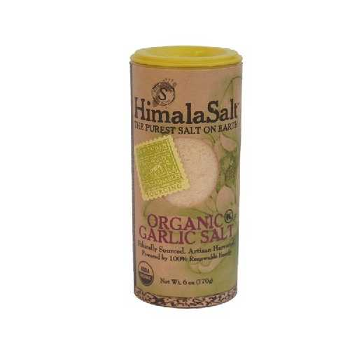 Himalasalt Garlic Salt (6x6OZ )