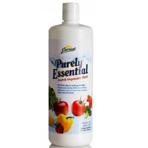 Purely Essential Fruit & Vegetable Wash (6X16 OZ)