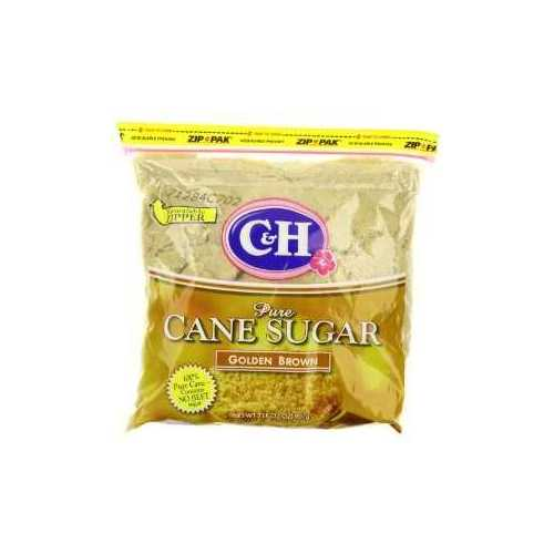 C & H Yellow D Sugar (1x50LB )