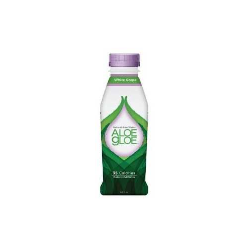 Aloe Gloe White Grape (12x15.2OZ )