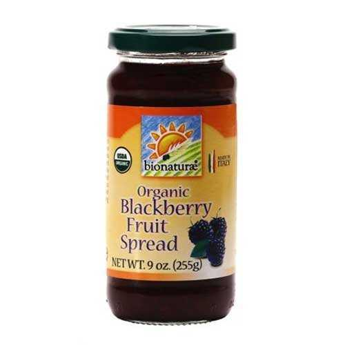 Bionaturae Wild BlackBerry Spread (12x9OZ )