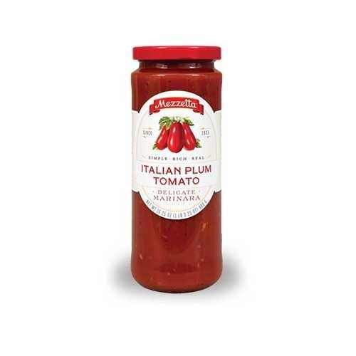 Mezzetta Marinara Italian Plum Tomato Sauce (6x16.25 OZ)